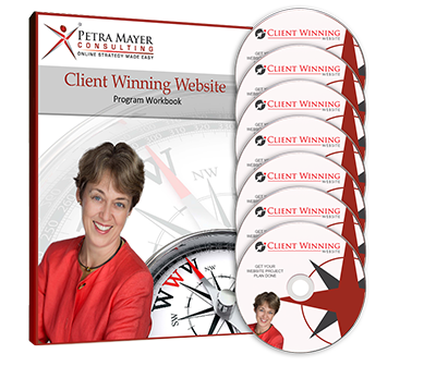 Client Winning Website Home Study Course