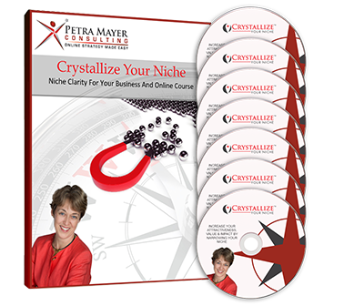 Crystallize Your Niche Home Study Course