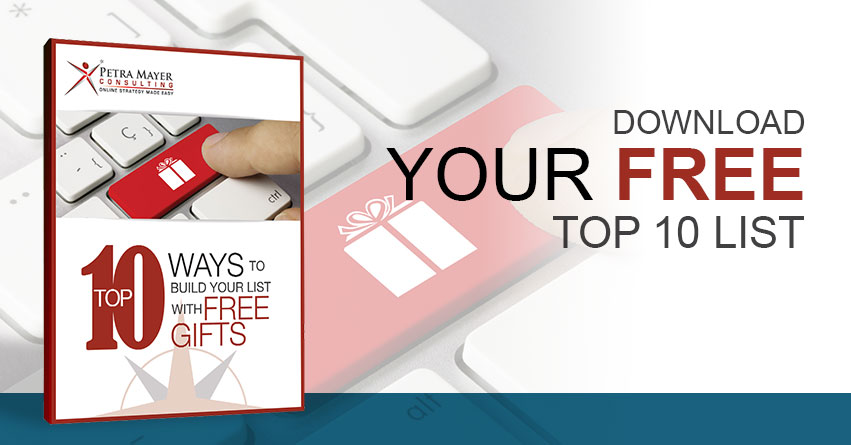 Free Report: Build Your List With Free Gifts