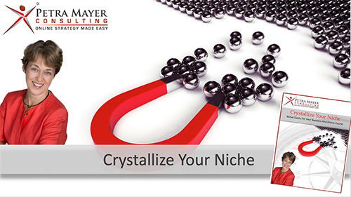 Crystallize Your Niche