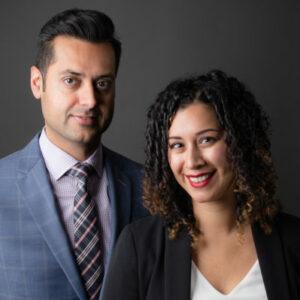 Mumtaz and Shaheen Chaudhary