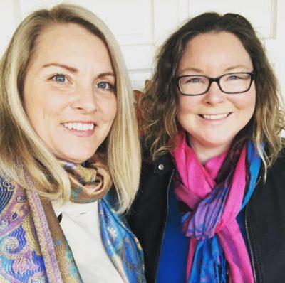 Jennifer Deane and Tara Ramsey