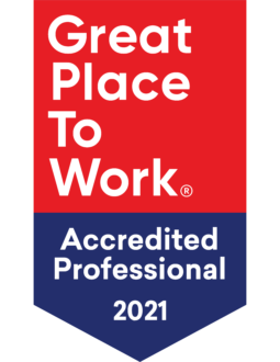 Great Place To Work Accredited Professional
